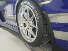 Porsche GT4 Cayman race car