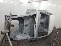 Porsche 911 full restoration and paint