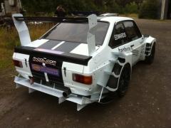 Jack mk2 escort race car